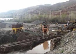 ارایه مجوز از سوی محیط زیست به معدن شن و ماسه طالقان کذب است