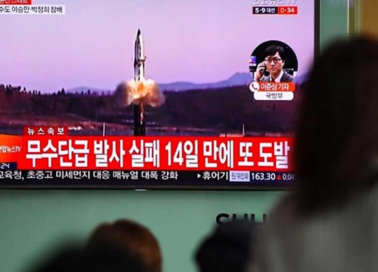 روسیه واکنش ترامپ به آزمایش موشکی کرهشمالی را بیپاسخ نگذاشت