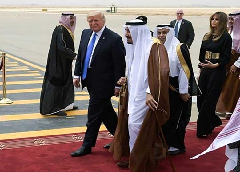 قرارداد تسلیحاتی ۱۱۰ میلیارد دلاری آمریکا و عربستان «برای مقابله با ایران»