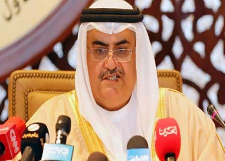 اظهارات دور از عرف دپیلماسی وزیر خارجه بحرین درباره رهبر ایران