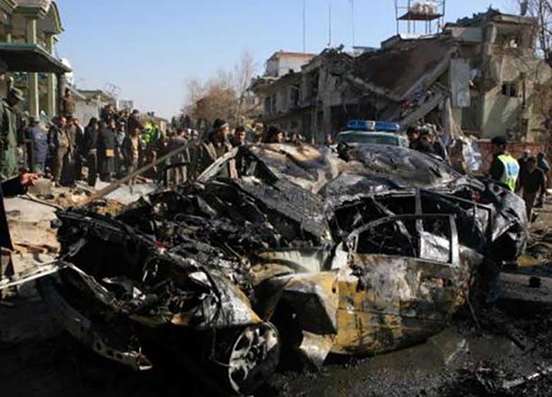 دیپلماتها و کارکنان سفارت ایران در کابل در سلامت هستند