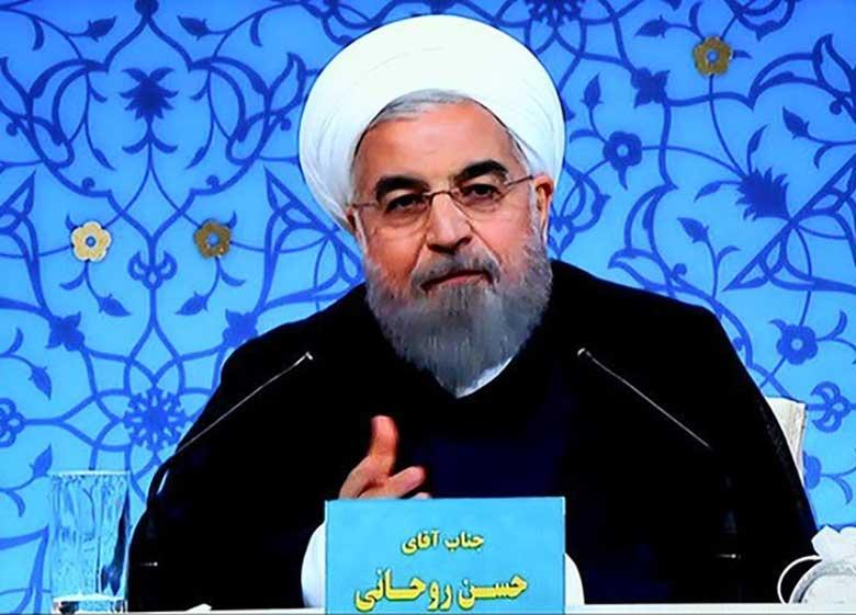 روحانی: موسسات اعتباری غیرمجاز در دولت قبل ایجاد شدند/اعضای دولت قبل در ستاد رییسی هستند