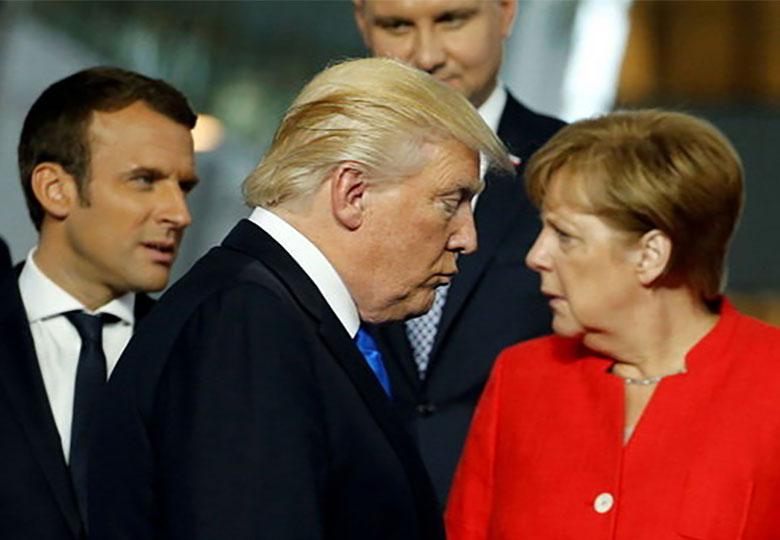 63 28 سیاست تجاری اروپا, خودروهای آلمانی, رئیس جمهور آمریکا, ترامپ
