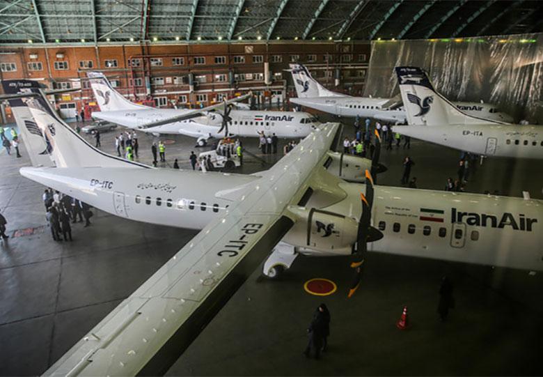 ورود ۳۲ هواپیما به ایران در ۲۰ ماه آینده
