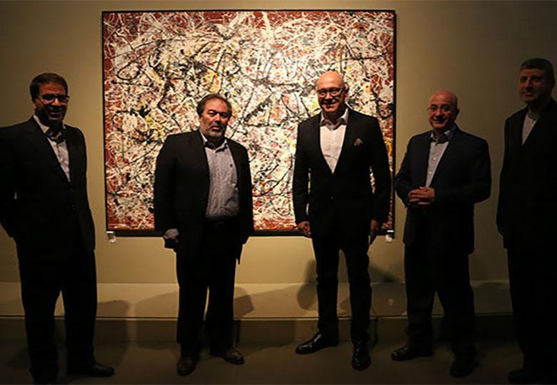 برپایی نمایشگاه آثار هنرمندان ایرانی در بلگراد