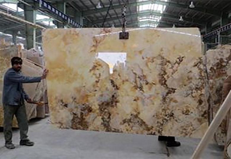 جولان سنگ قبر وارداتی در بازار ایران
