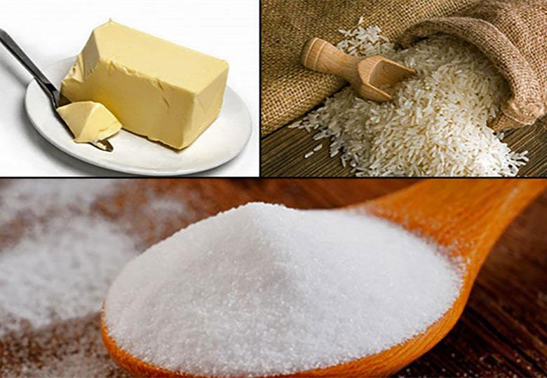 توزیع ۸۰ هزارتن برنج و شکر در سراسر کشور