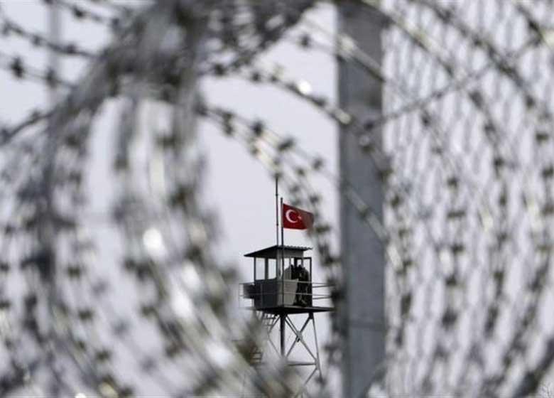 ترکیه در مرز با ایران دیوار میسازد