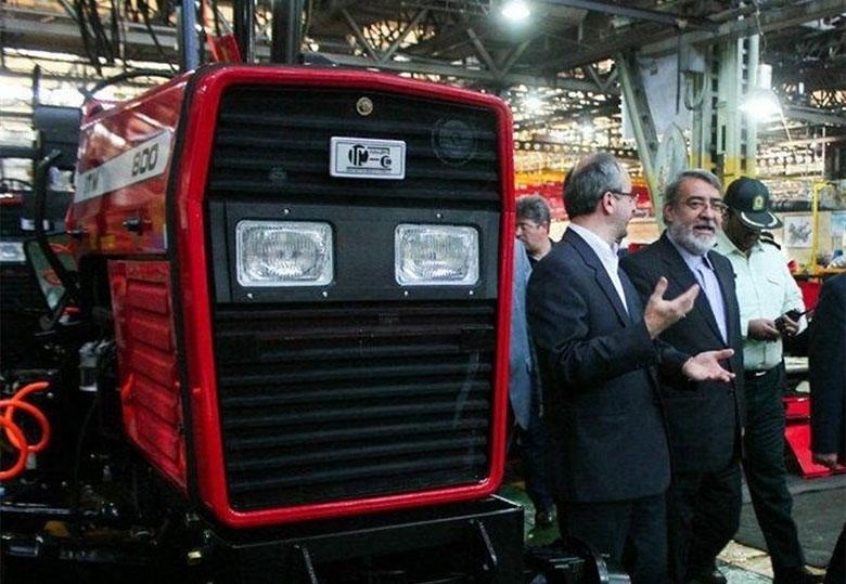 کارگران شرکت ماشینآلات صنعتی تراکتورسازی آوارهاند