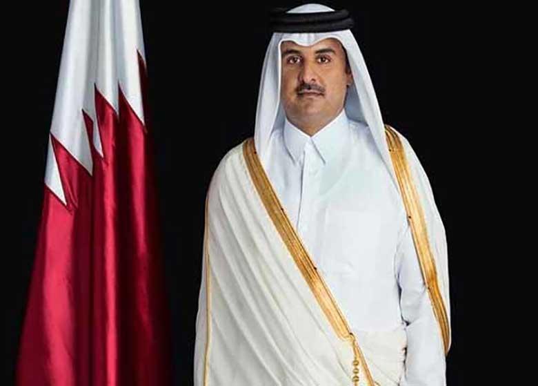 بیانیه «آل الشیخ» عربستان درباره امیر قطر