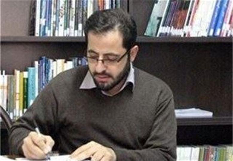 جشن امضای کتابهای فاضل نظری در نمایشگاه