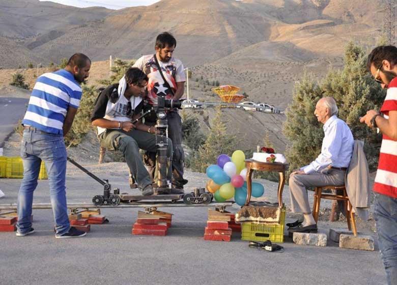رونمایی از مستند داریوش اسدزاده