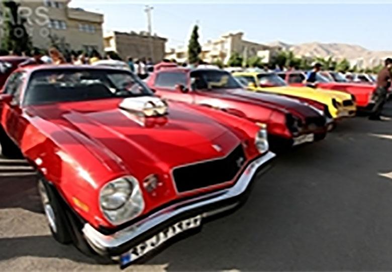اعتراض صاحبان خودروهای کلاسیک به مصوبه نصب پلاک تاریخی