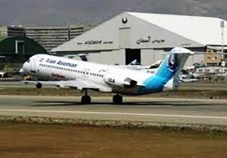 پرواز تهران – کرمانشاه به مهرآباد بازگشت