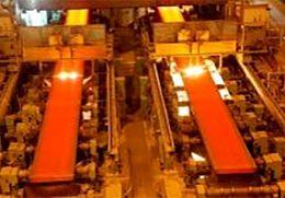 رشد ۱۵ درصدی تولید فولاد خام در فروردین امسال