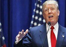 ترامپ با صداي بلند فرياد ميزند: مرا استيضاح کنيد!
