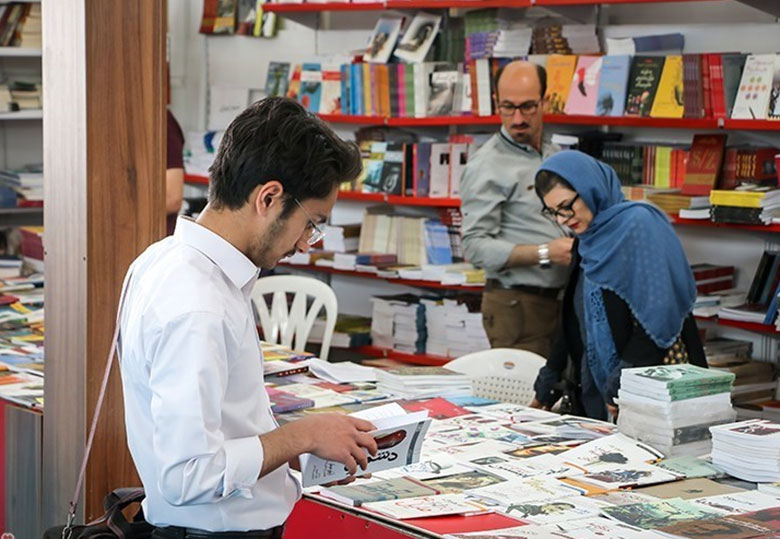 فروش ۲ میلیاردی در اولین روز نمایشگاه کتاب تهران