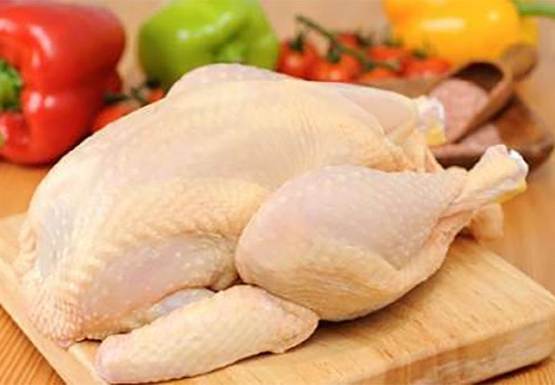 قیمت مرغ برای مصرف کننده ۷۳ هزار ریال شد