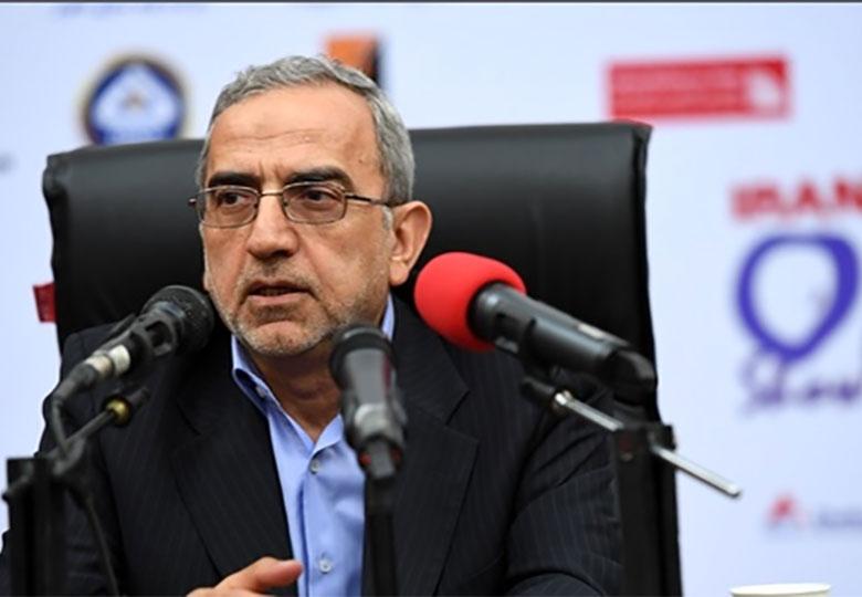 تقدیر معاون مهندسی و فناوری وزیر نفت از روابط عمومی شرکت ملی نفت ایران