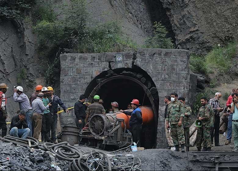 ۱۳ جسد دیگر در معدن یورت آزادشهر شناسایی شد/ تعداد کشتهشدگان به ۳۵ نفر رسید