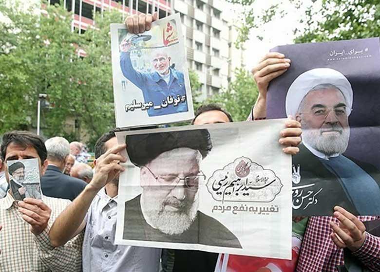 مبارزات سخت تر شد/ آراء قالیباف بین روحانی و رئیسی تقسیم خواهد شد/ سومین شکست برای قالیباف