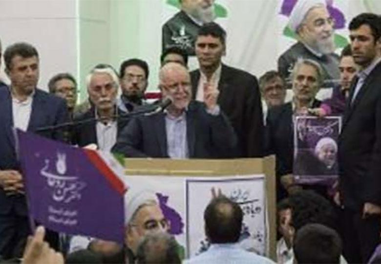 وزیر نفت:روحانی کشور را از شر قطعنامه های سازمان ملل نجات داد