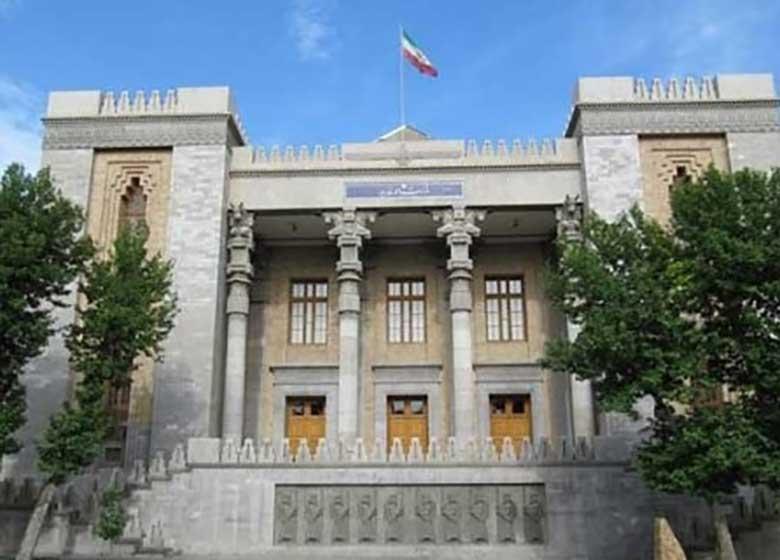 بیانیه وزارت امور خارجه ایران درخصوص اقدام متقابل علیه برخی افراد و نهادهای آمریکایی