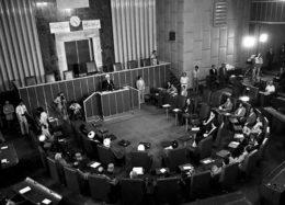 افتتاح نخستین دوره مجلس درسال ۵۹