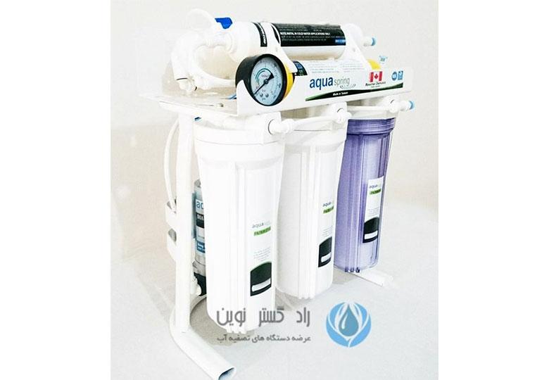ضرورت استفاده از دستگاه تصفیه آب خانگی در کلان شهرها