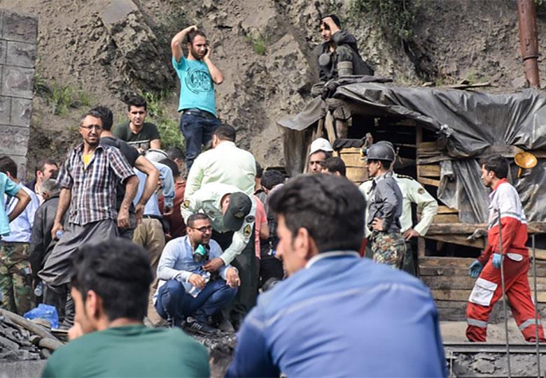شرکت های بزرگ زغالسنگ به کمک حادثه دیدگان معدن آذرشهر شتافتند