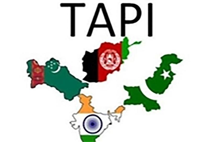 خط لوله «تاپی» اواخر ۲۰۱۹ در افغانستان و پاکستان به پایان میرسد