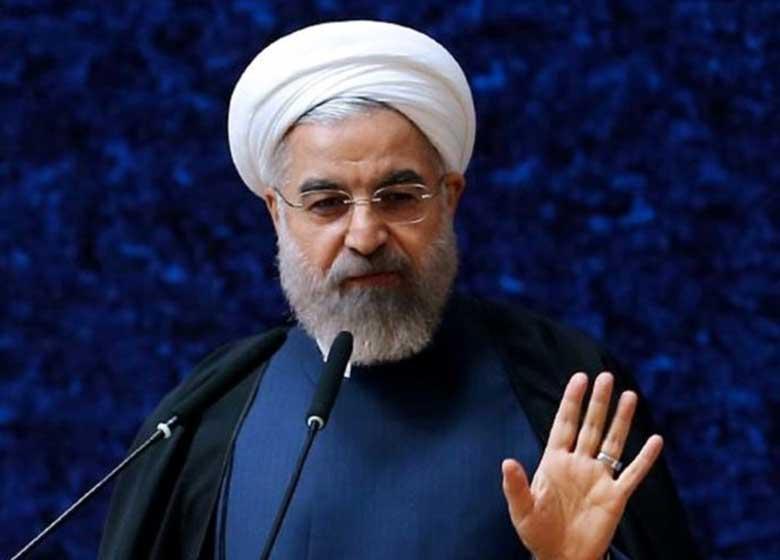 روحانی: اگر اخلاق را یاد بگیریم نمیآییم پشت تریبون آبرو ببریم / از اول دولت صددرصدی بودهایم نه ۱۰ یا ۲۰درصدی