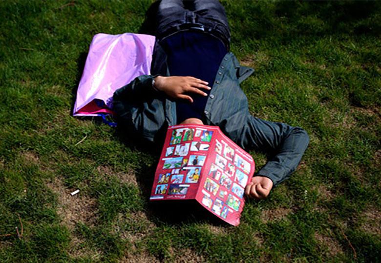 مشکل ما کتابنخوانی والدین است نه بچهها