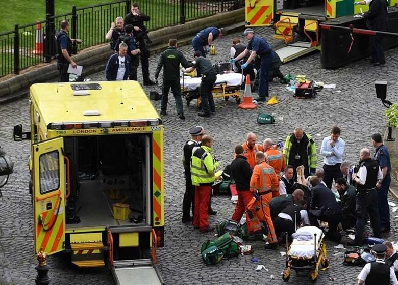 ۱۷ حادثه تروریستی در ۱۷ سال در سرزمین ملکه