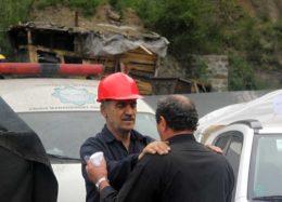 چهارمین روز امدادرسانی به حادثه دیدگان معدن یورت آزادشهر