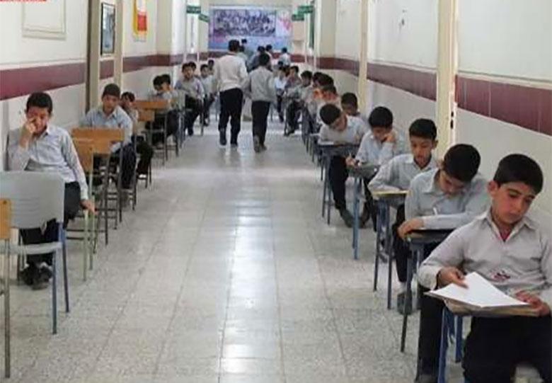 اوراق امتحانات نهایی دانش آموزان الکترونیکی تصحیح می شود