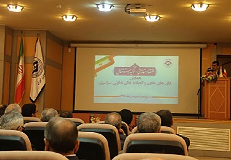 عضو هیات رئیسه اتاق تعاون ایران:اجرا نشدن قانون از مشکلات اتاق های تعاون است