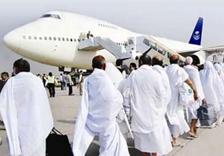 ۲۰ هزار زائر ایرانی از طریق فرودگاه امام خمینی(ره) به مکه معظمه اعزام می شوند