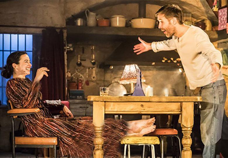 مشکلات ایرلند شمالی به صحنه تئاتر کشیده شد