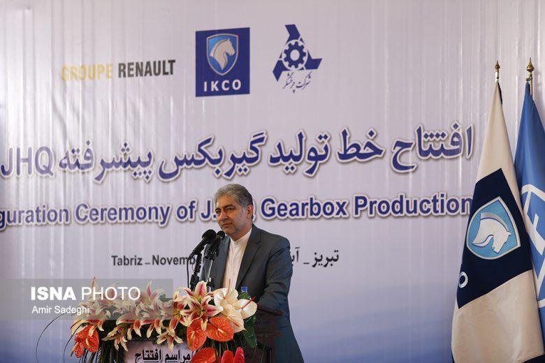 مزایای گیربکس جدید محصولات تولیدی رنو در ایران
