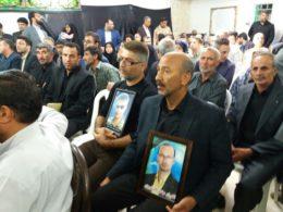 حضور رئیس جمهور در جمع خانواده جان باختگان معدن آزادشهر + فیلم