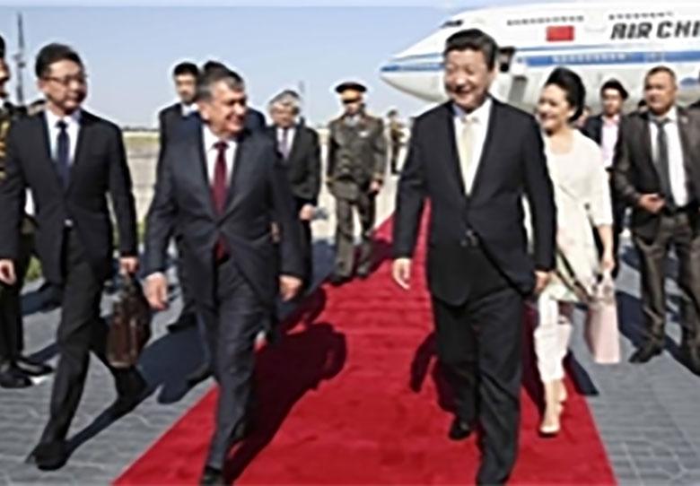 ازبکستان و چین قراردادهای ۲۰ میلیارد دلاری امضا میکنند