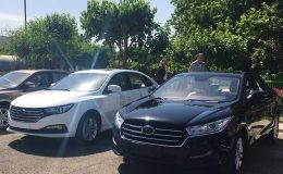 رونمایی از دو خودروی جدید در گروه بهمن +عکس