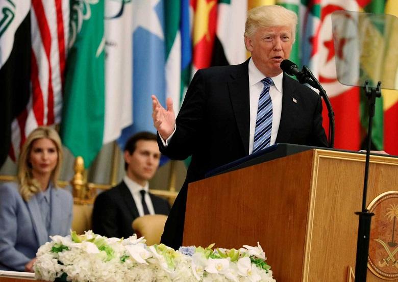 سخنرانی ترامپ