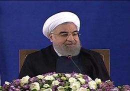روحانی: بهترین قاضی مردم هستند + فیلم