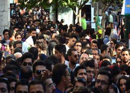 تبریک مردم به روحانی رئیس جمهور منتخب دوازدهم + فیلم