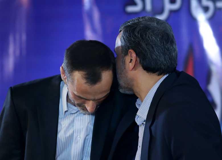 گلریزان «احمدینژادی» / دریافت بیش از ۱۱۵ میلیون تومان در ۸۰۰ فیش بانکی توسط احمدینژاد-بقایی
