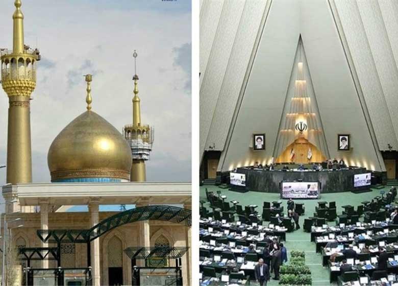 حمله افراد مسلح به حرم امام و مجلس/ افزایش تعداد کشته ها به ۸ نفر/ گروگانگیری ۴ نفر در مجلس/صدای انفجار در پارلمان