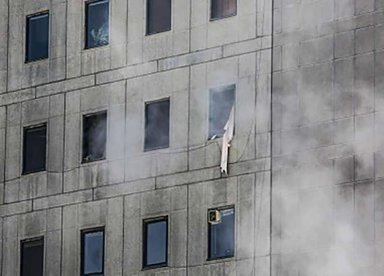 نکاتی گفته نشده در مورد فیلم منتشر شده داعش از داخل ساختمان مجلس