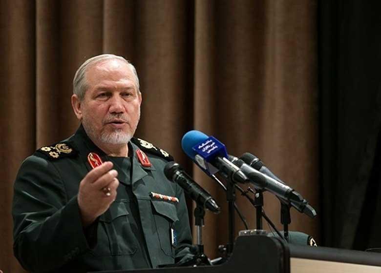 واکنش سرلشکر صفوی به قرارداد خرید ۱۱۰ میلیارد دلار تسلیحات توسط عربستان